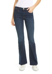 FRAME Le Pixie High Waist Flare Jeans (Sutherland)