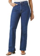 FRAME Le Pixie Italien High Waist Flare Leg Jeans (Vintage Blue)