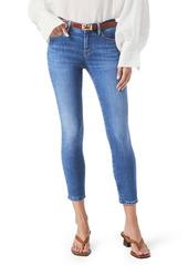 FRAME Le Skinny de Jeanne Crop Skinny Jeans (Maiden)