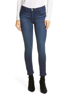 FRAME Le Skinny de Jeanne Crop Skinny Jeans (Verona)