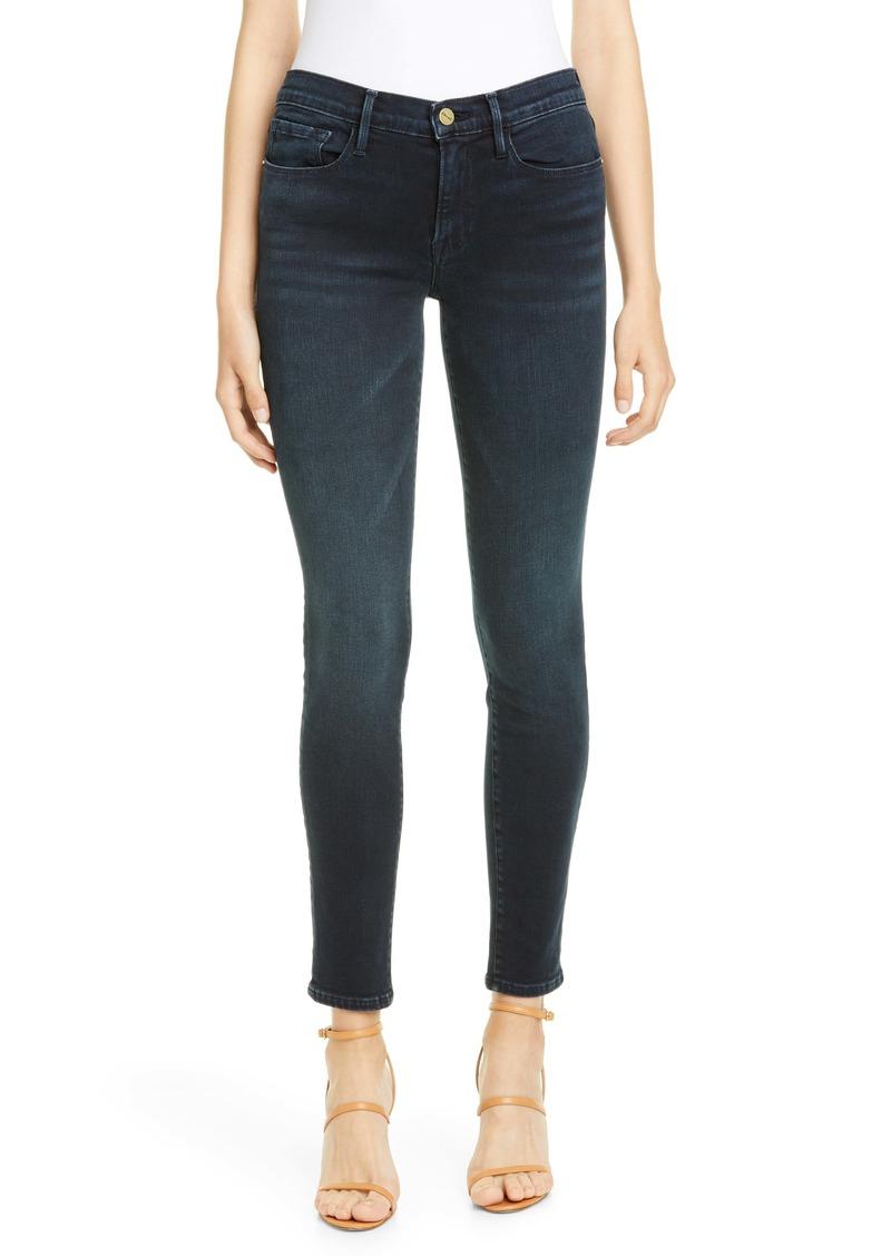 FRAME Le Skinny de Jeanne Jeans (Porter)