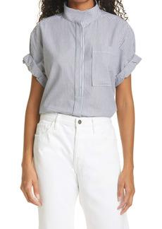 FRAME Sheila Pocket Shirt