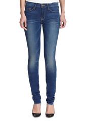 FRAME Karlie Mid-Rise Supermodel-Length Skinny Jeans