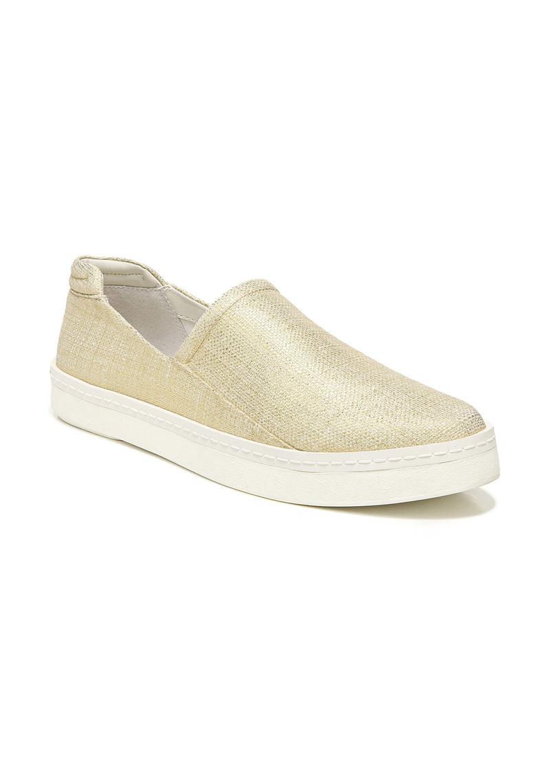 Franco Sarto Alma Metallic Slip-On Sneaker (Women)