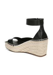 Franco Sarto Camera Espadrille Wedge Sandal (Women)
