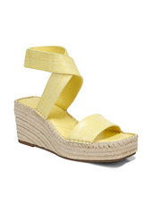 Franco Sarto Carezza Espadrille Wedge Sandal (Women)