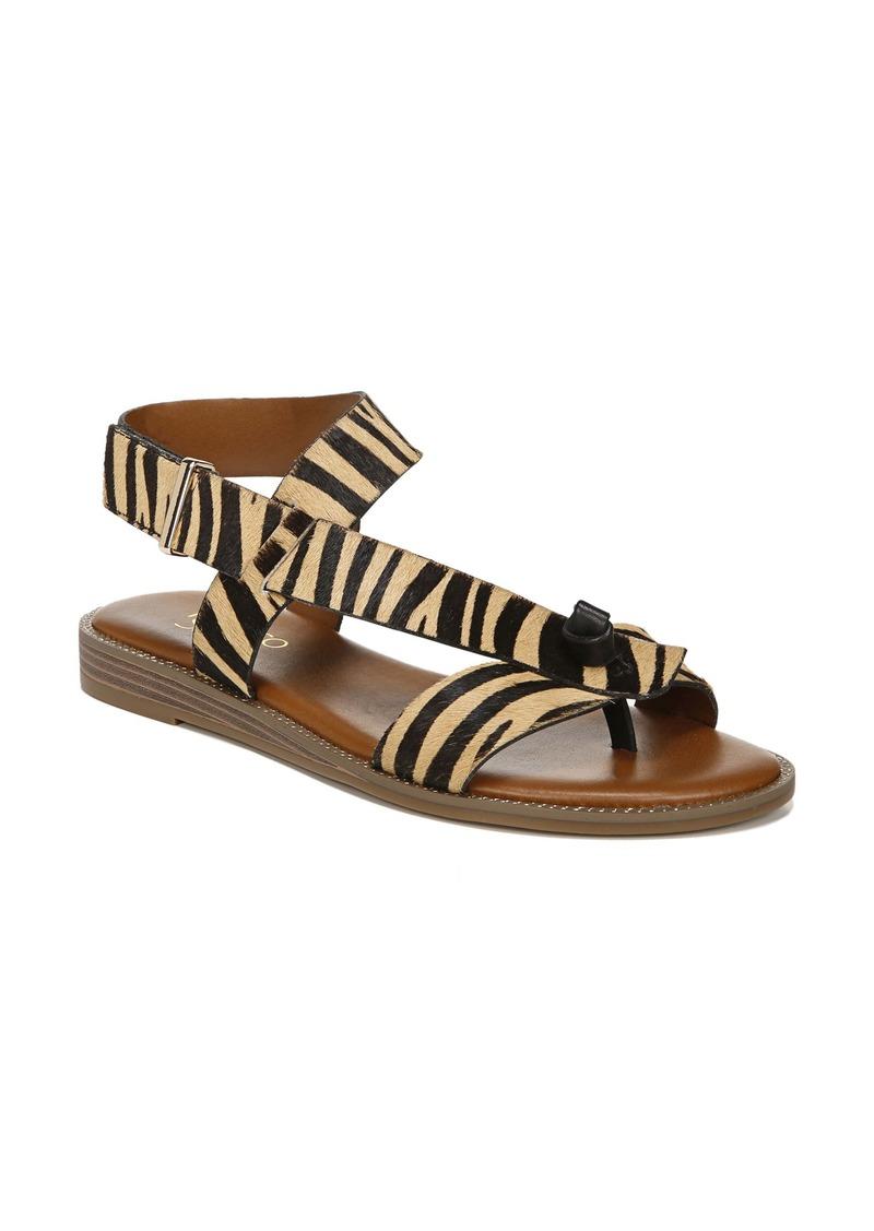 Franco Sarto Glenni Genuine Calf Hair Sandal (Women)