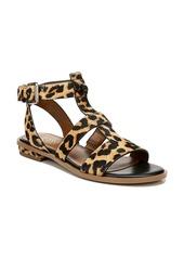 Franco Sarto Moni Genuine Calf Hair T-Strap Sandal (Women)