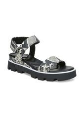 Franco Sarto Umber Platform Sandal (Women)