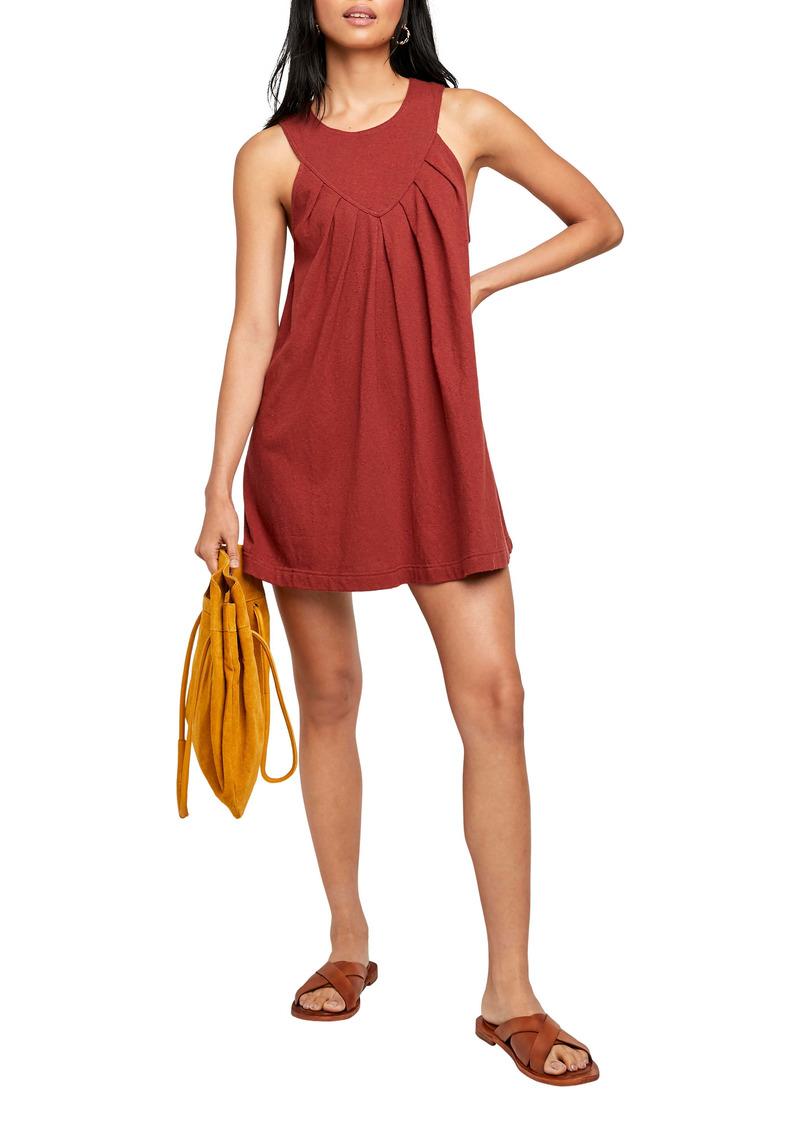 Free People Beat the Heat Cotton Tunic Dress