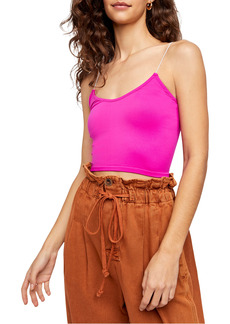 Free People Brami Skinny Strap Crop Top