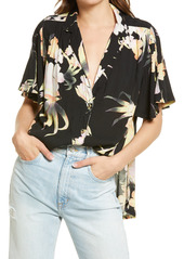 Free People Easy Livin' Blouse