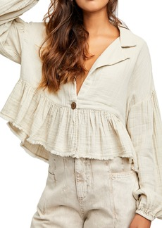 Free People Empire Waist Jacket