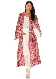 Free People Enchanted Robe