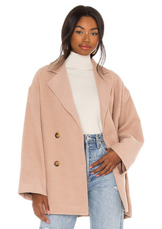 Free People Hannah Slouchy Blazer