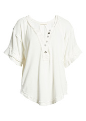 Free People Heritage Henley Top