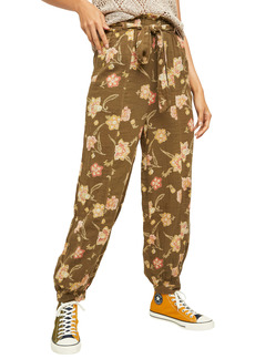 Free People In the Midnight Hour Woven Pants