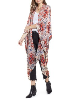 Free People Little Wing Duster
