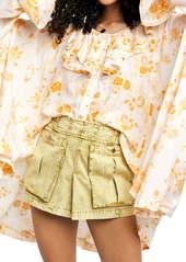 Free People Lorretta Floral Tunic