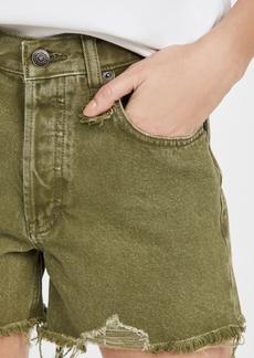 Free People Makai Cutoff Shorts