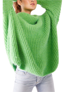 Free People Oasis Oversize Tunic Sweater