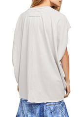 Free People Oversize T-Shirt