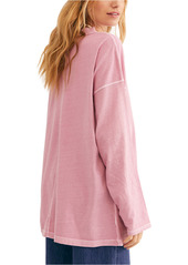 We the Free by Free People Be Free Tunic T-Shirt