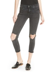 We the Free by Free People High Waist Ankle Skinny Jeans