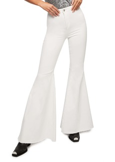 We the Free by Free People Just Float On High Waist Flare Leg Pants