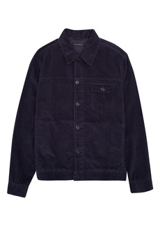 French Connection Corduroy Shirt Jacket
