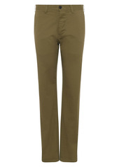 French Connection Machine Slim Fit Stretch Cotton Pants