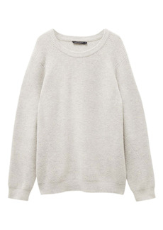 French Connection Men's Mouline Wool Blend Sweater