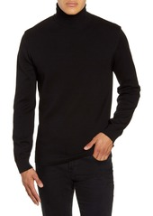 French Connection Regular Fit Turtleneck Sweater