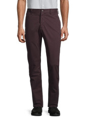 French Connection Machine Stretch-Cotton Pants