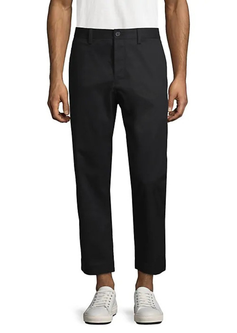 French Connection Stretch Cotton Pants