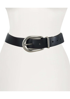 Frye 2-Piece Leather Belt