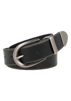 Frye 3-Piece Leather Belt