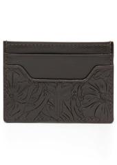 Frye Austin Leather Card Case