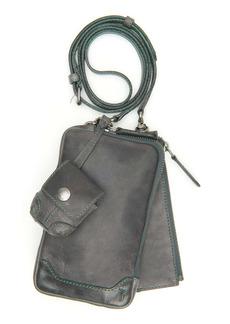 Frye Melissa 3-in-1 Leather Crossbody