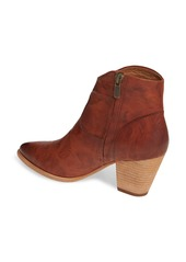 Frye Reed Pointy Toe Bootie (Women)