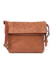 Frye Hallie Studded Leather Crossbody Bag