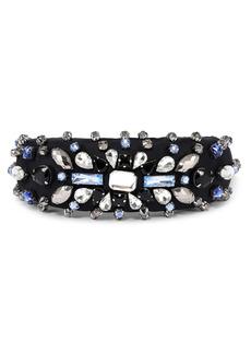 Ganni Crystal Headband