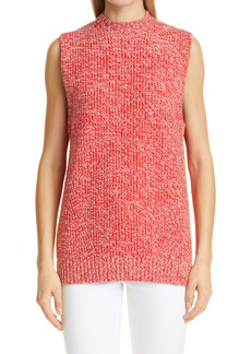 Ganni Merino Wool & Cashmere Sweater Vest
