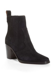 Ganni Short Western Boot (Women)