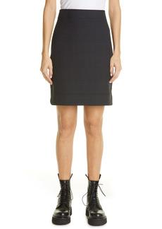 Ganni Suiting Skirt