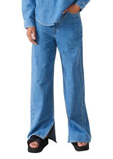 Ganni x Levi's® High Waist Wide Leg Jeans