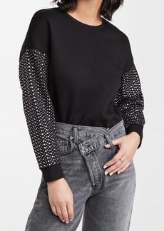 Generation Love Ariana Studded Sweatshirt