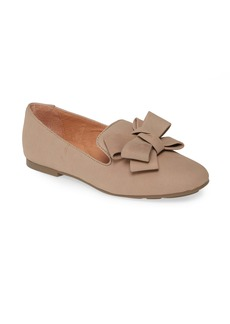 Gentle Souls by Kenneth Cole Eugene Ribbon Genuine Calf Hair Loafer (Women)