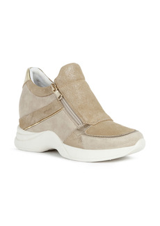 Geox Armonica Wedge Sneaker (Women)
