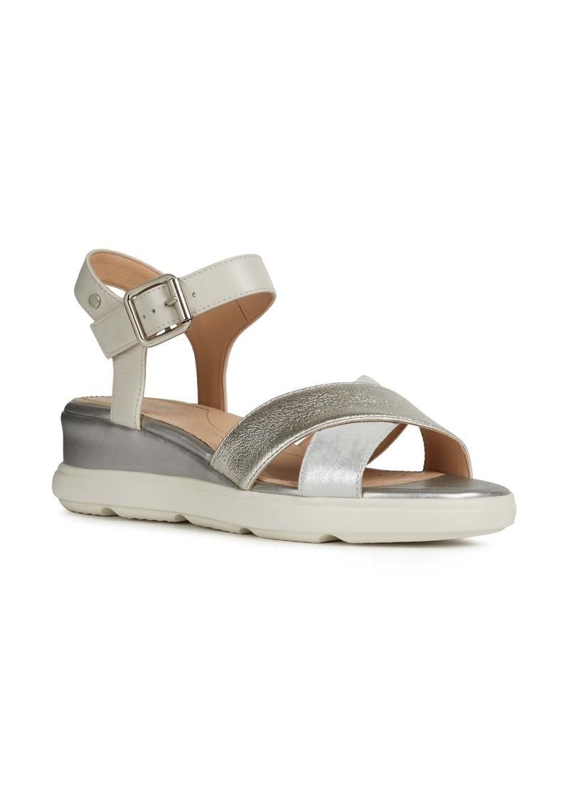 Geox Pisa Wedge Sandal (Women)